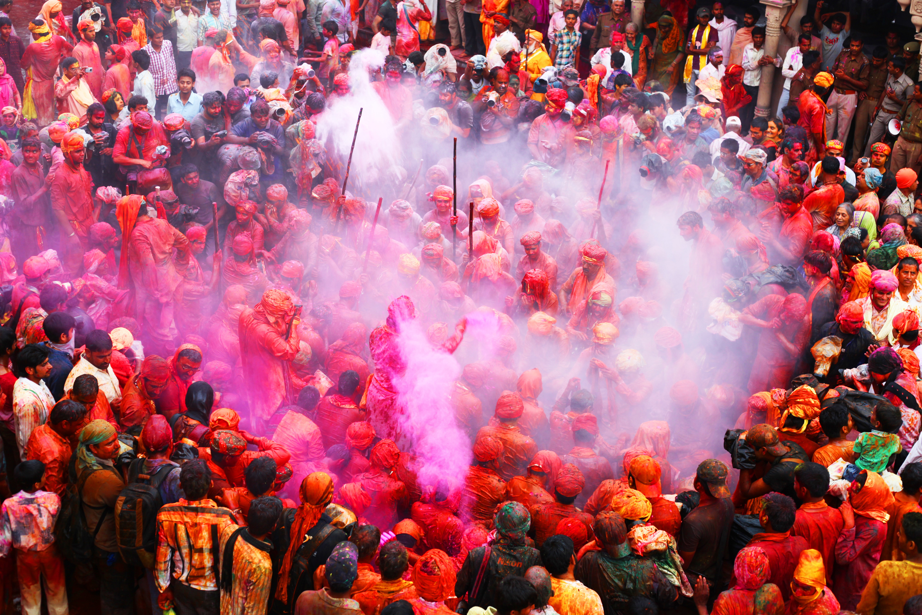 Holi Bash in Bangalore