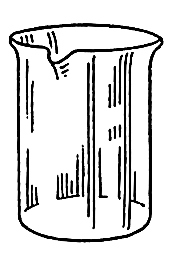 Line Drawing Chemistry : File beaker psf wikimedia commons