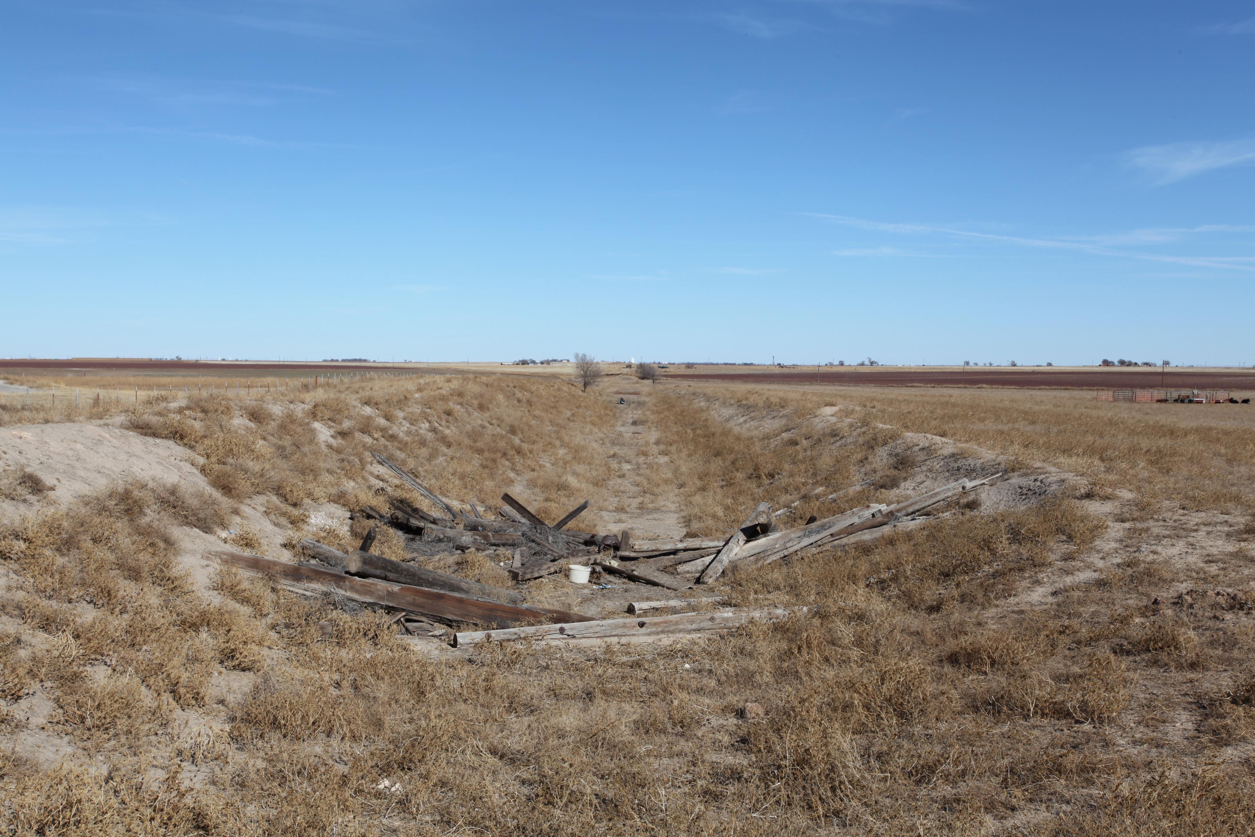 Texas Central Plains Natural Resources