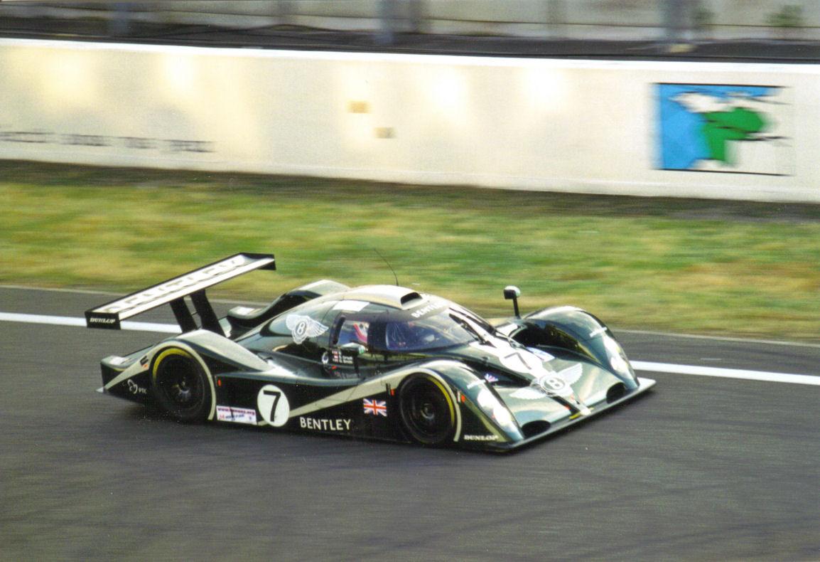 Porsche Le Mans Race Cars