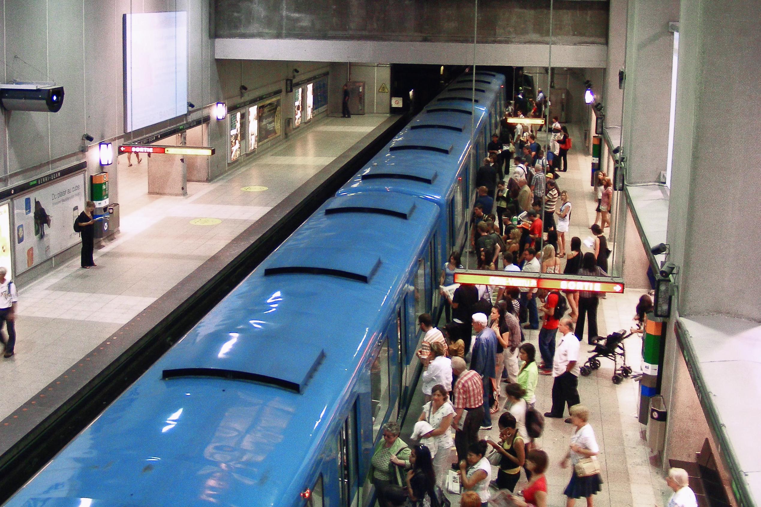 Station Berri-Uqam