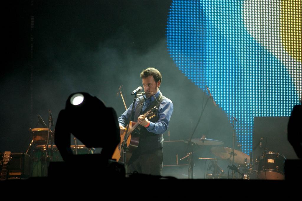 Antonio Birabent en 2010.