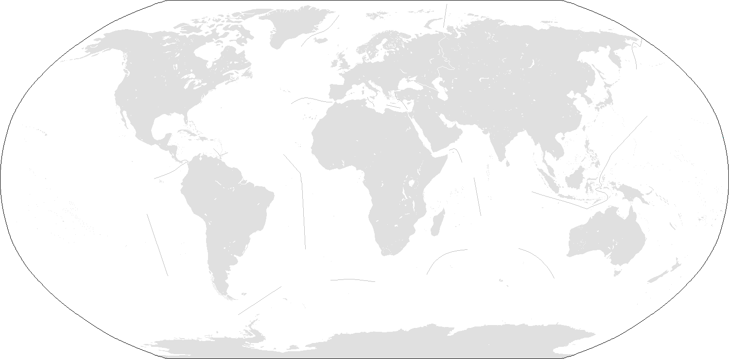 Seven Continents of the World