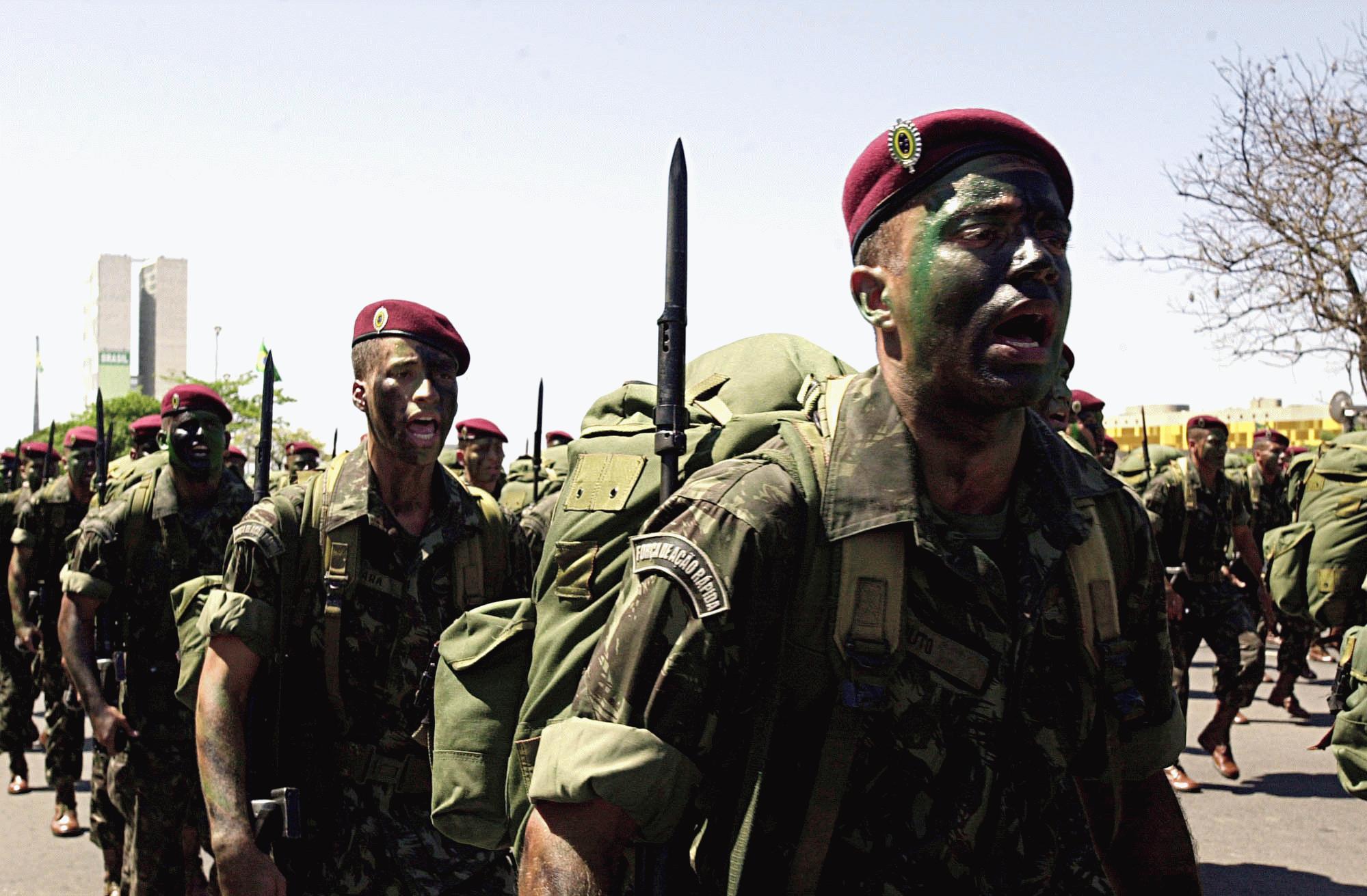 Brazilian Army SOF