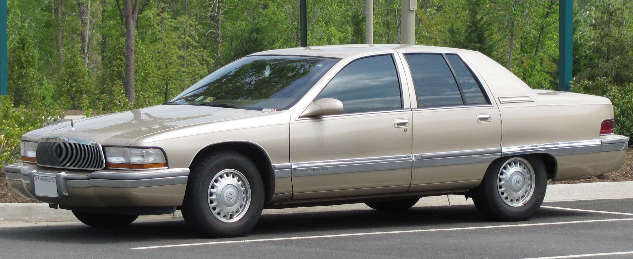 Buick Roadmaster Wikipedia