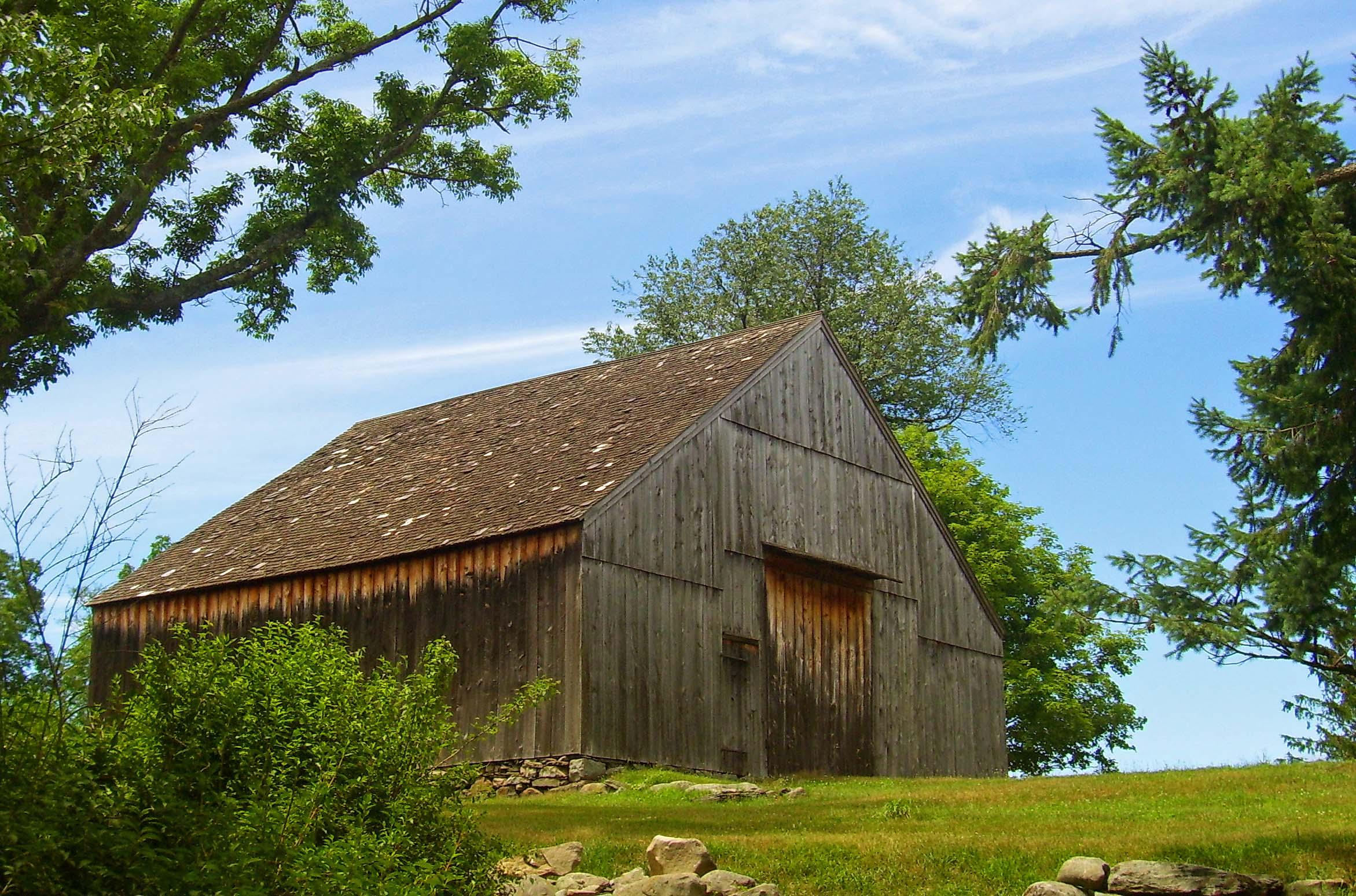 File Bull Stone House Barn Jpg Wikimedia Commons
