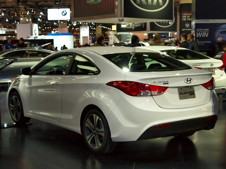 Charming Ficheiro:CIAS 2013   Hyundai Elantra Coupe (8498260855)