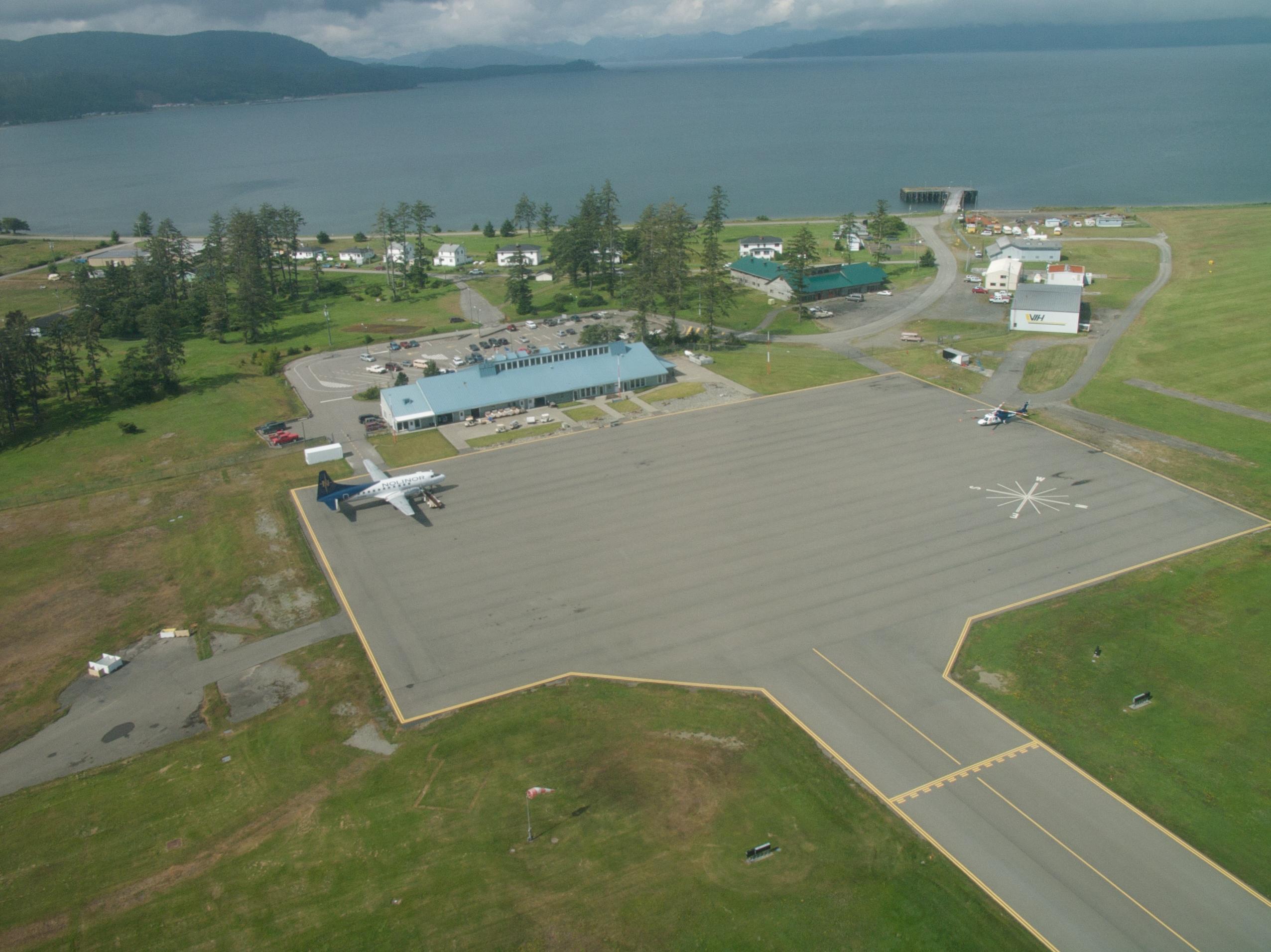 Map Of Sandspit British Columbia Canada Sandspit Airport   Wikipedia