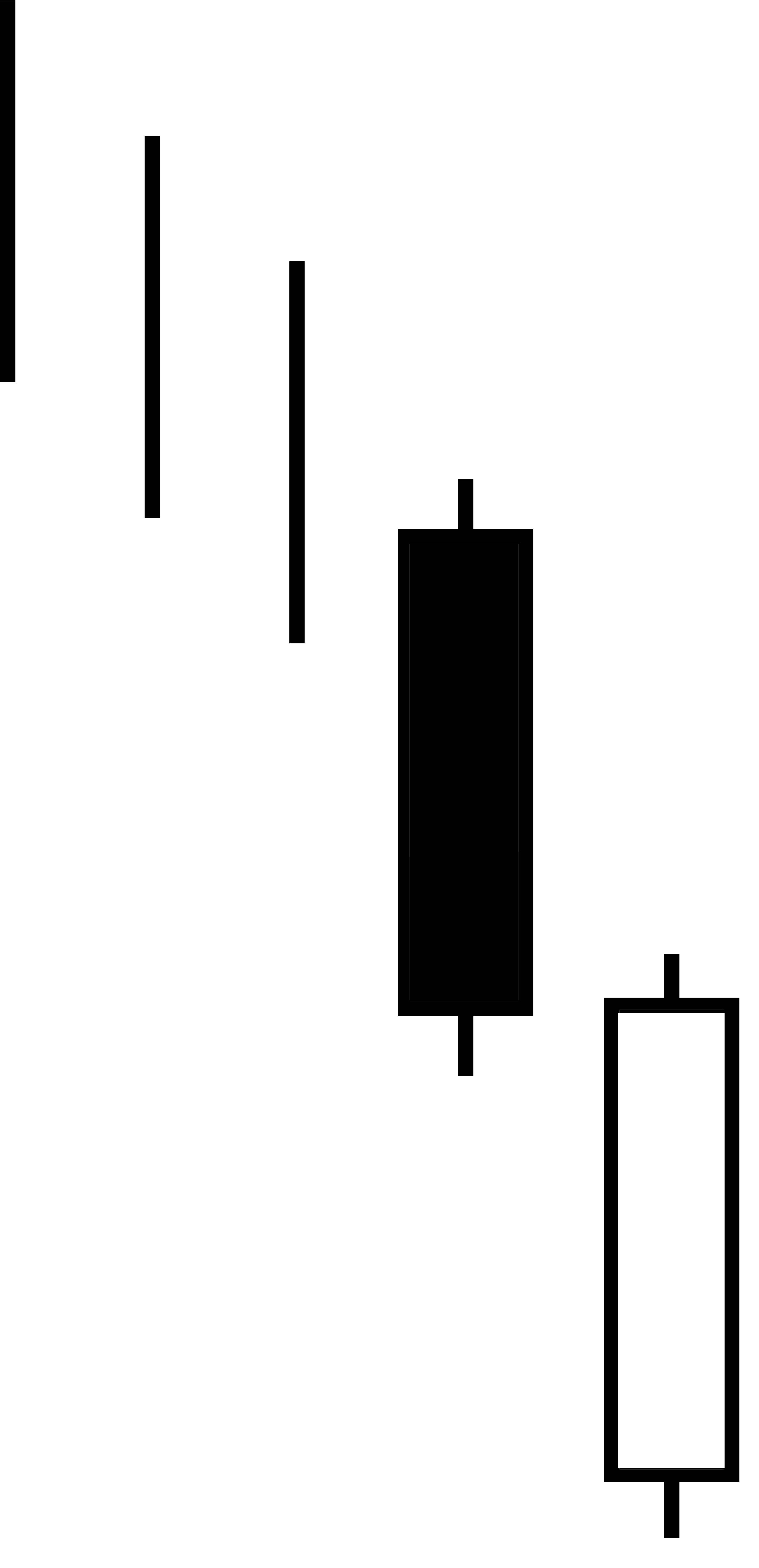 Candlestick Charts: Candlestick pattern bearish in neck.jpg - Wikimedia Commons,Chart
