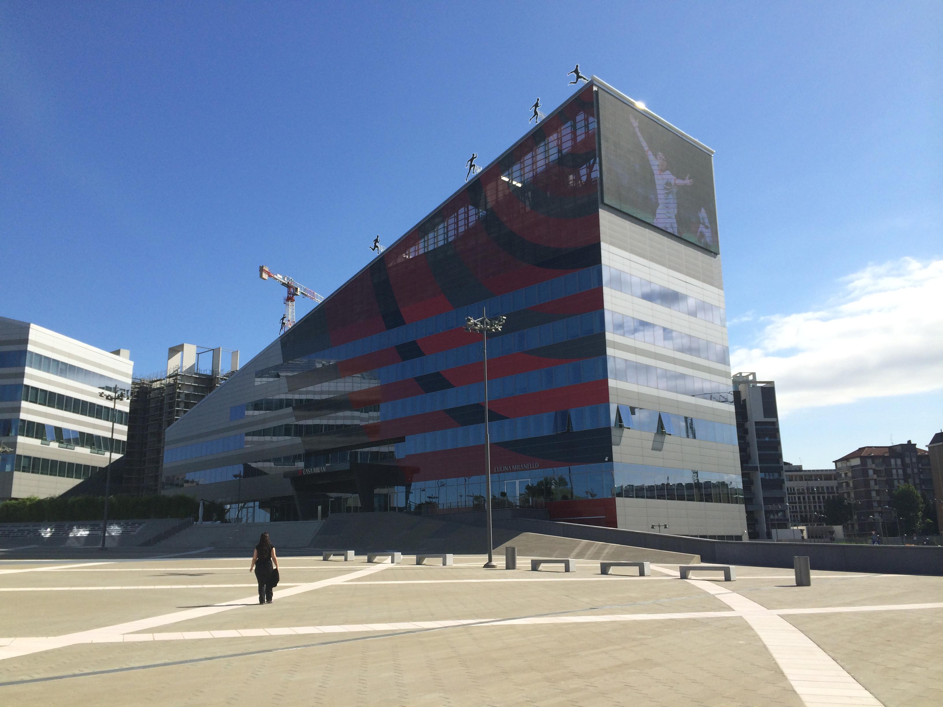 la grande i sede uffici milano