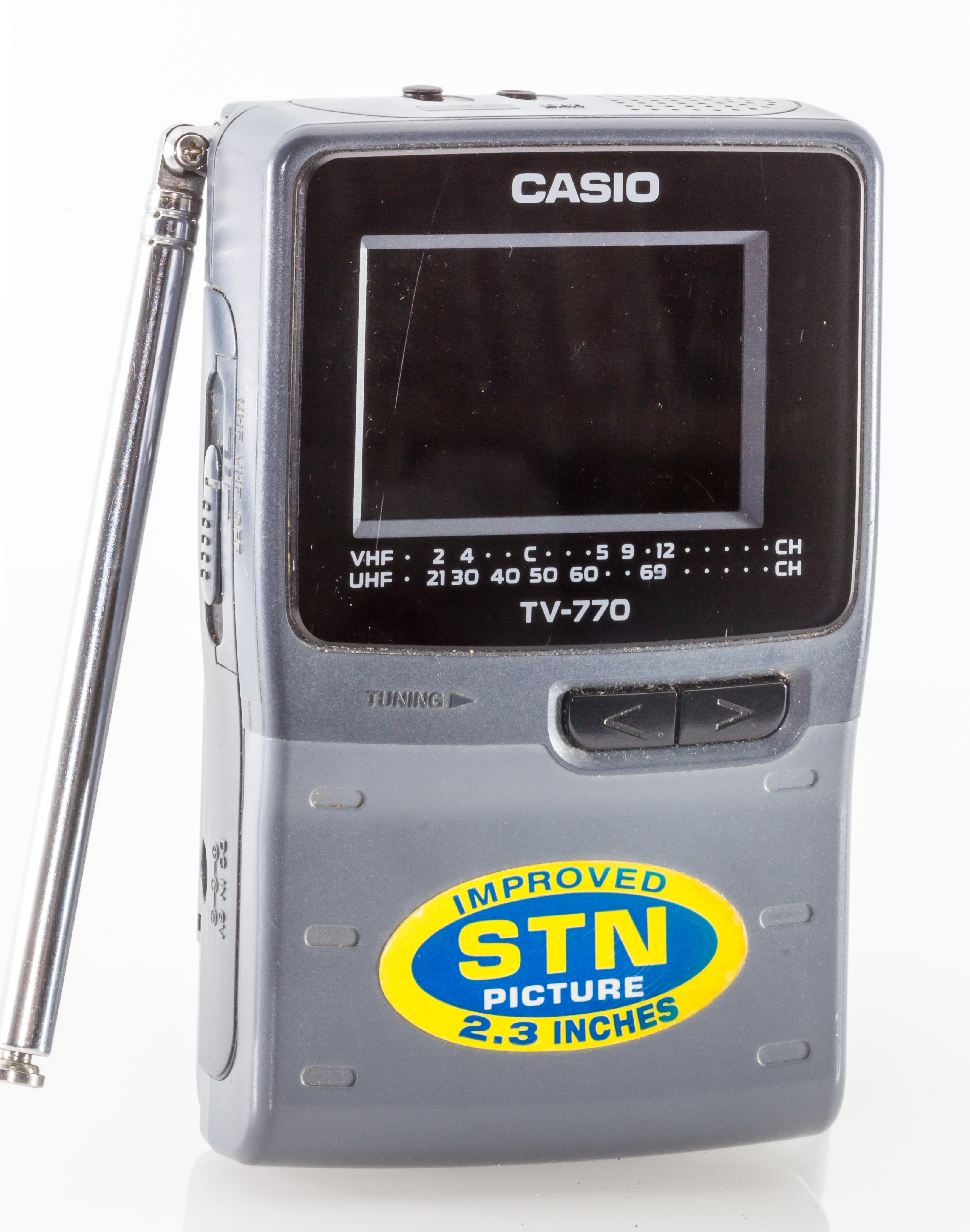 Casio Tv 770n