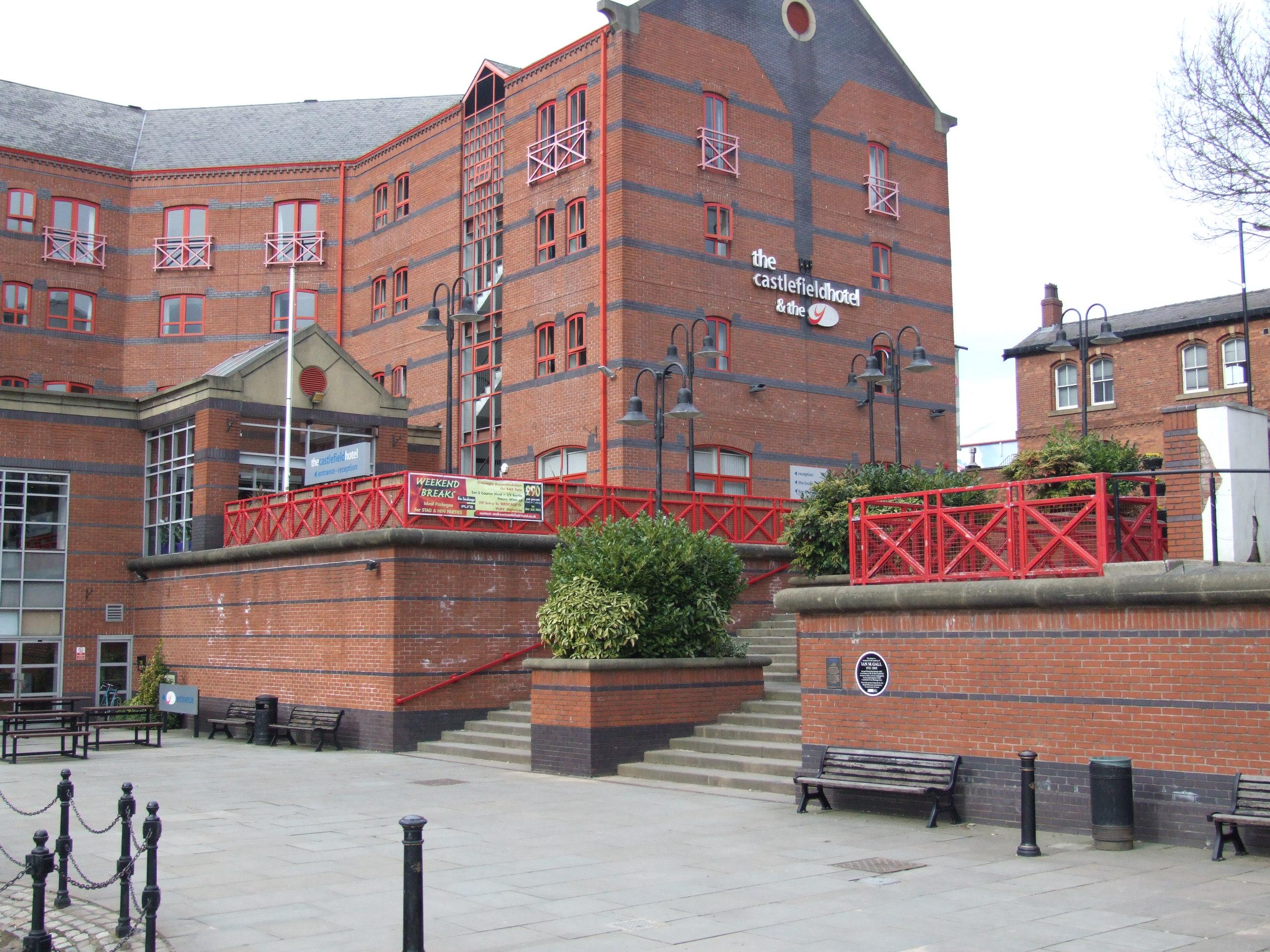 Castlefield Hotel Manchester