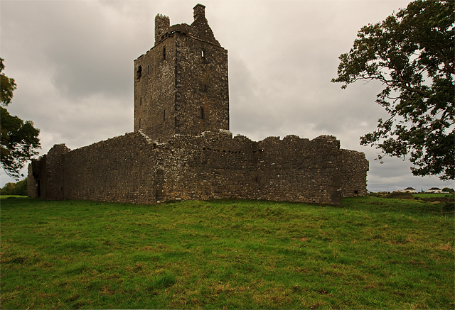 File:Castles of Connacht, Fiddaun, Galway - geograph.org.uk - 1543308.jpg