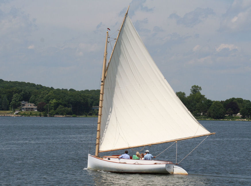 Cat Boat For Sale Cape Cod