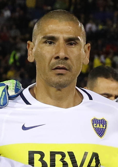 Díaz with [[Boca Juniors]] in 2016