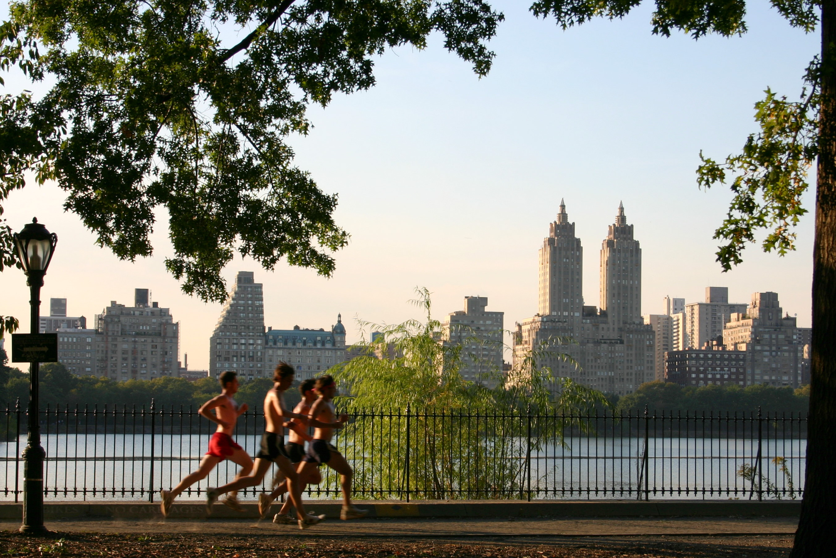 nyc running routes