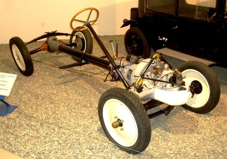 Backbone chassis - Wikipedia
