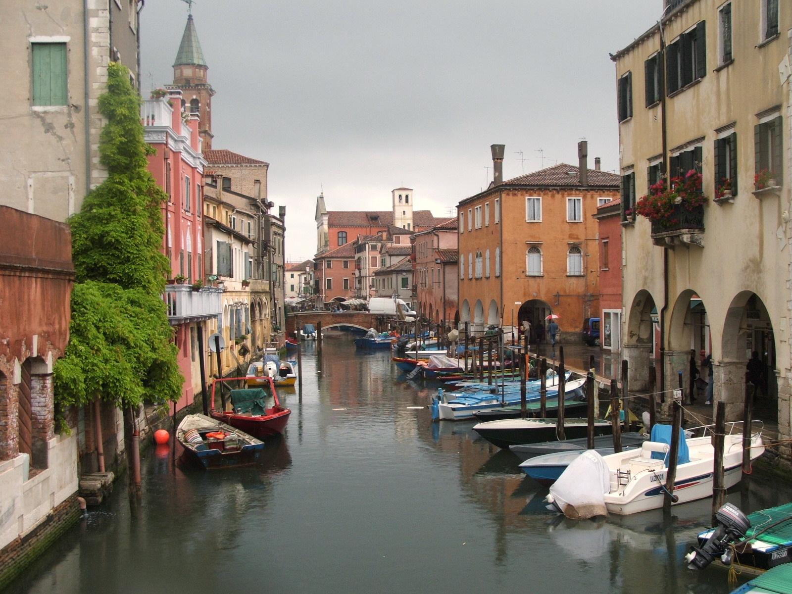 Chioggia Italy  city images : Description Chioggia Canal Vena DSCF9597