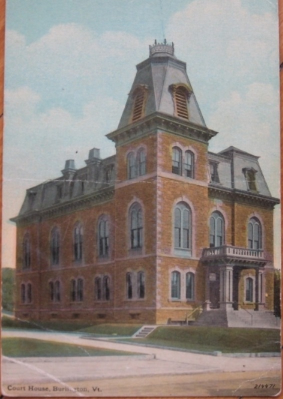 Vt Chittenden County Swastica Painted On Jewish Building