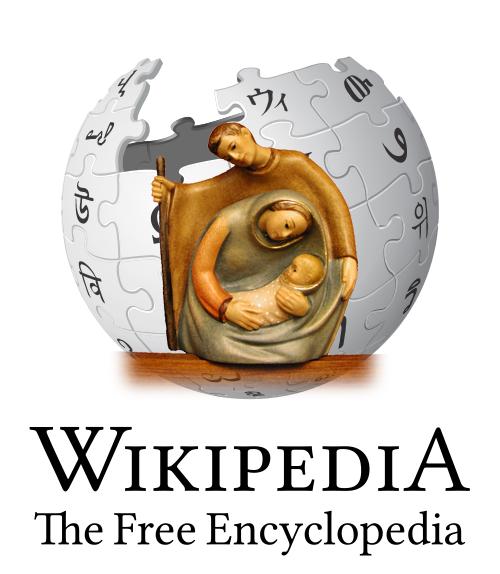 Decorazioni Natalizie Wikipedia.Christmas Wikimedia Commons