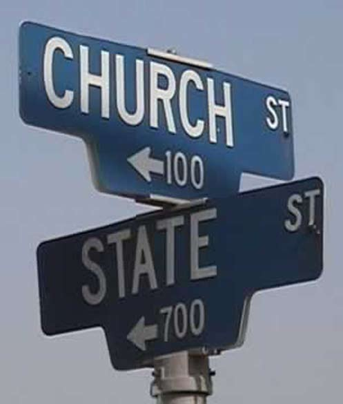 Church versus State