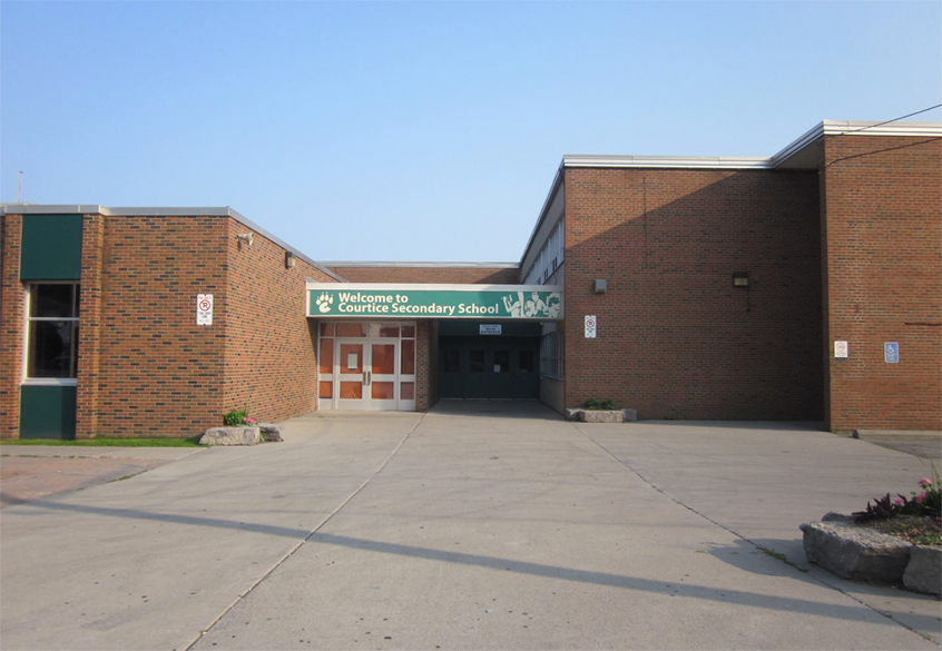 Courtice Secondary School Wikipedia