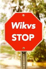 Bilingual stop sign in English and Creek, in Okmulgee, Oklahoma.