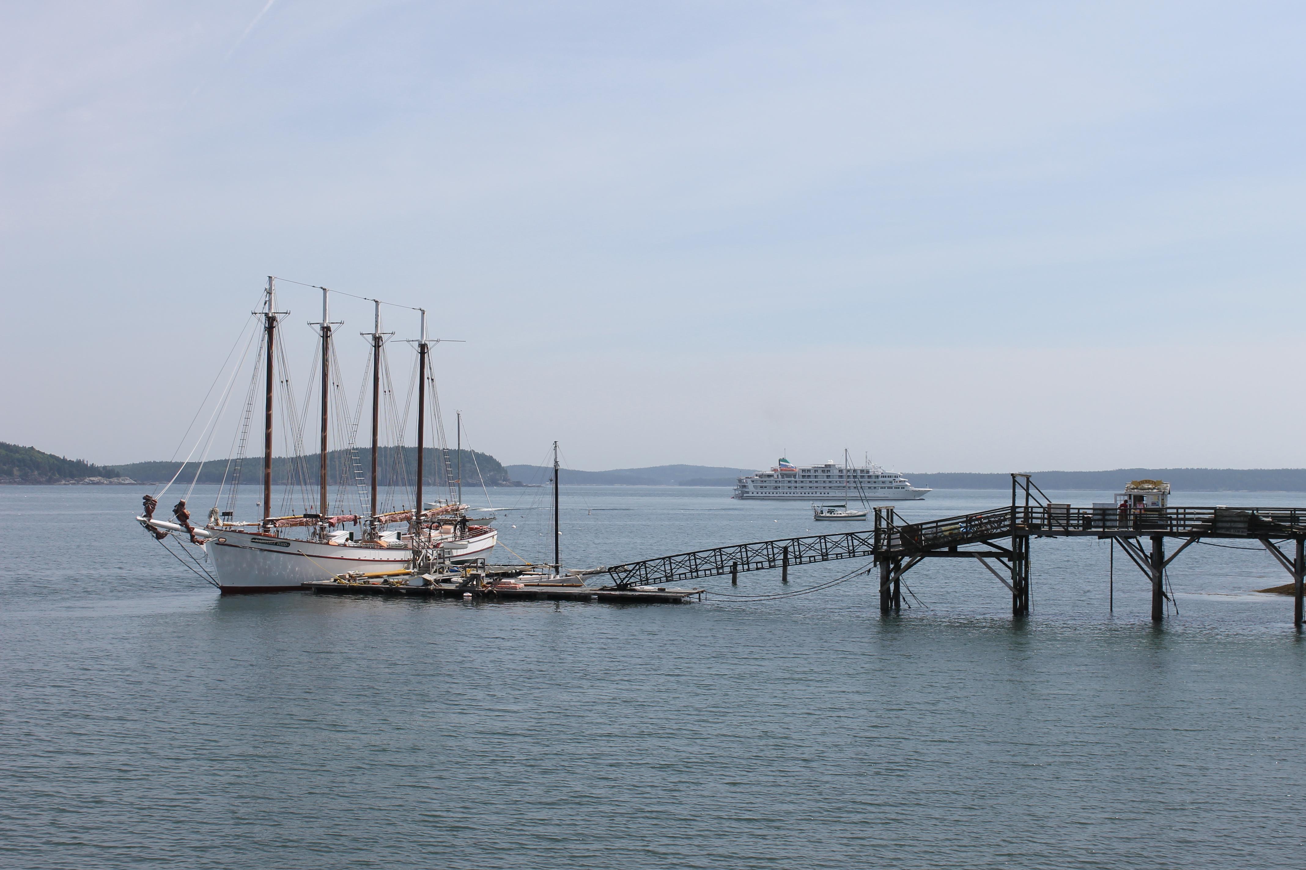 Bar Harbor Maine Wikiwand - Cruise ship bar harbor