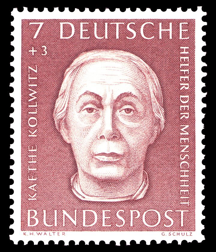 Briefmarken Jahrgang 1954 Der Deutschen Bundespost Wikiwand