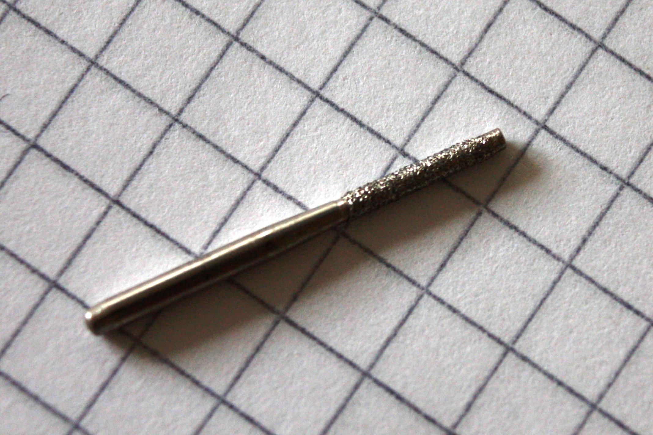 File:Diamantbohrer abgenutzt 20090930 01.JPG - Wikimedia Commons