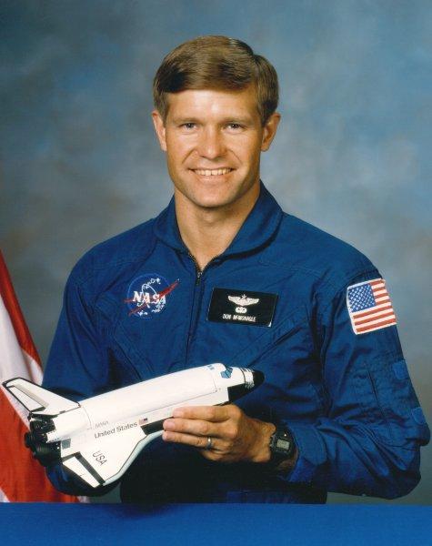 Astronaut Don McMonagle, NASA photo Source: Wikipedia (www.jsc.nasa.gov page unavailable May 2019) Donald_McMonagle.jpg