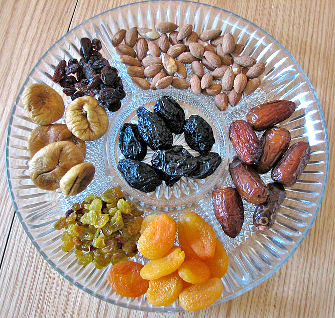 Dried fruit - Wikipedia