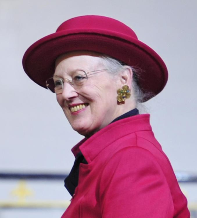 Сегодня Королева Маргрете II празднует 77-й день рождения