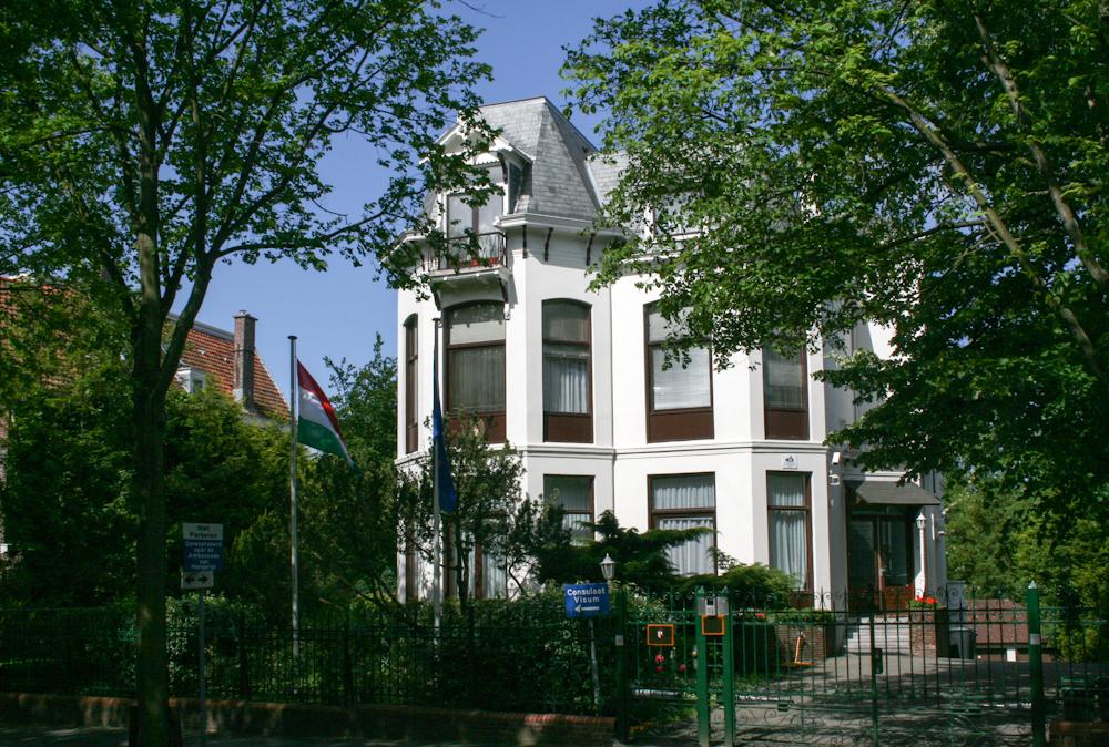 russische consulaat in nederland
