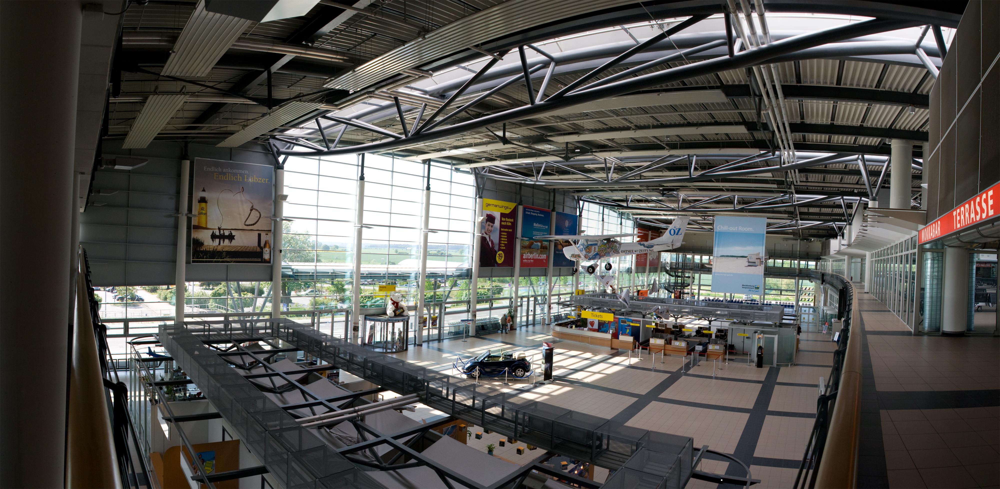 Airport Rostock Laage