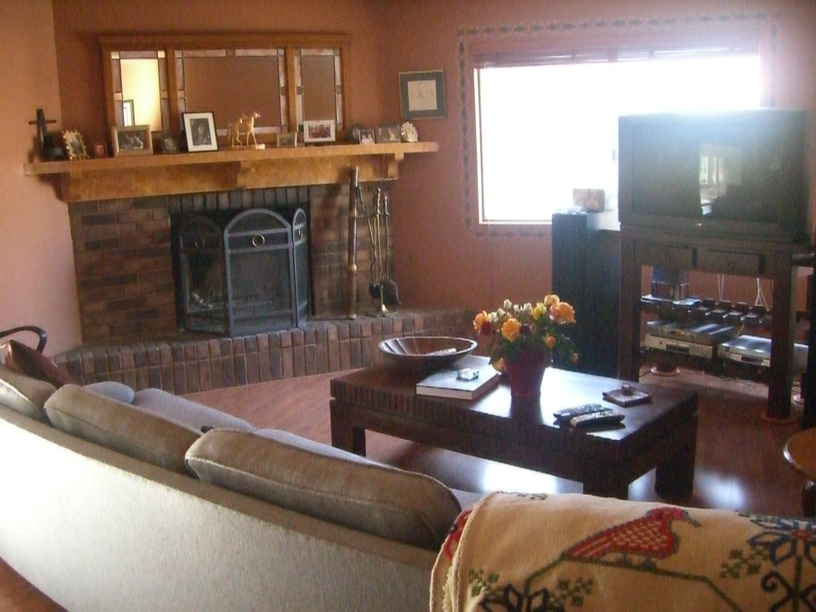 Family Room In Camarillo, California,