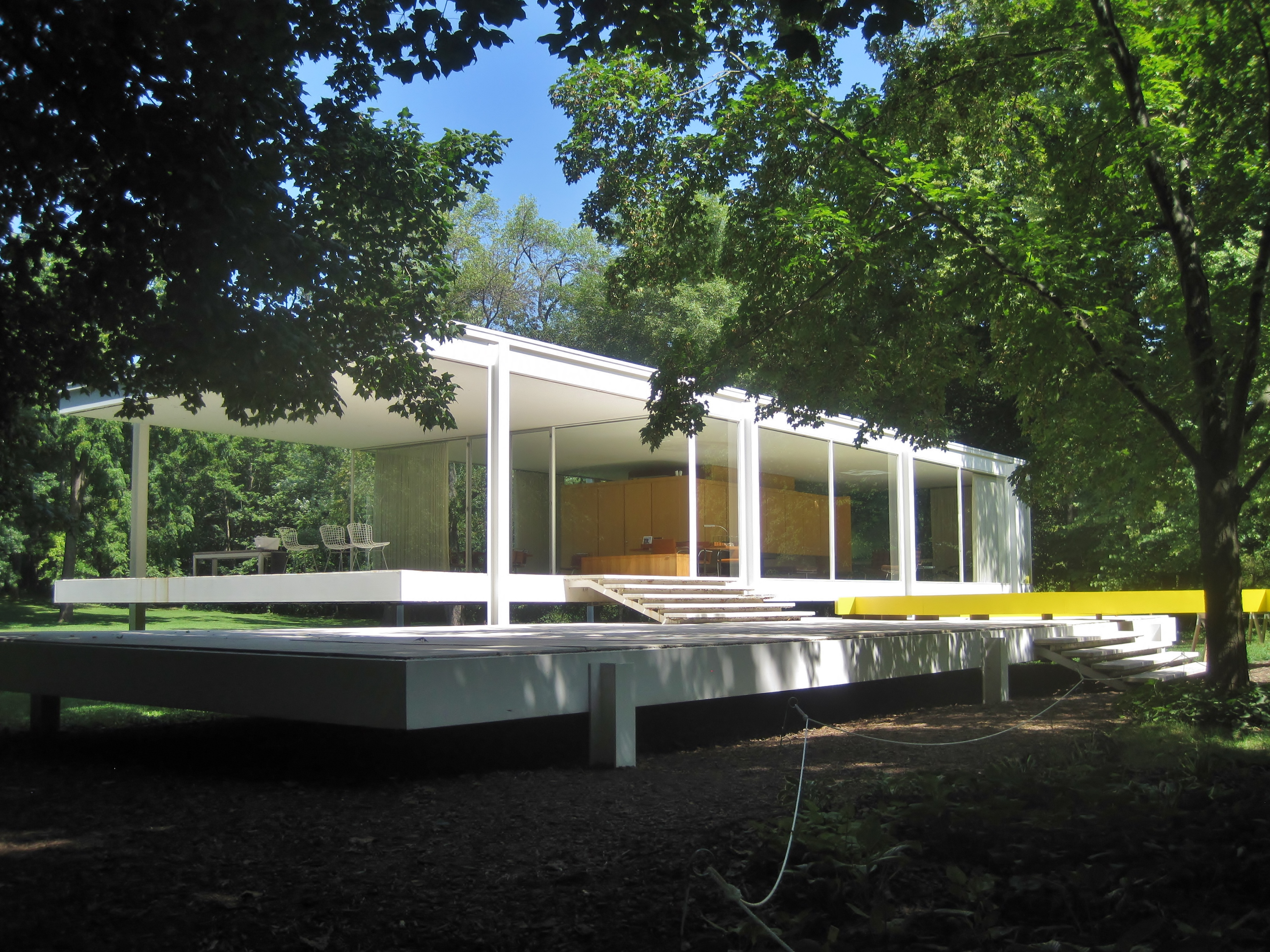 File Farnsworth House 10227111514 Jpg Wikimedia Commons