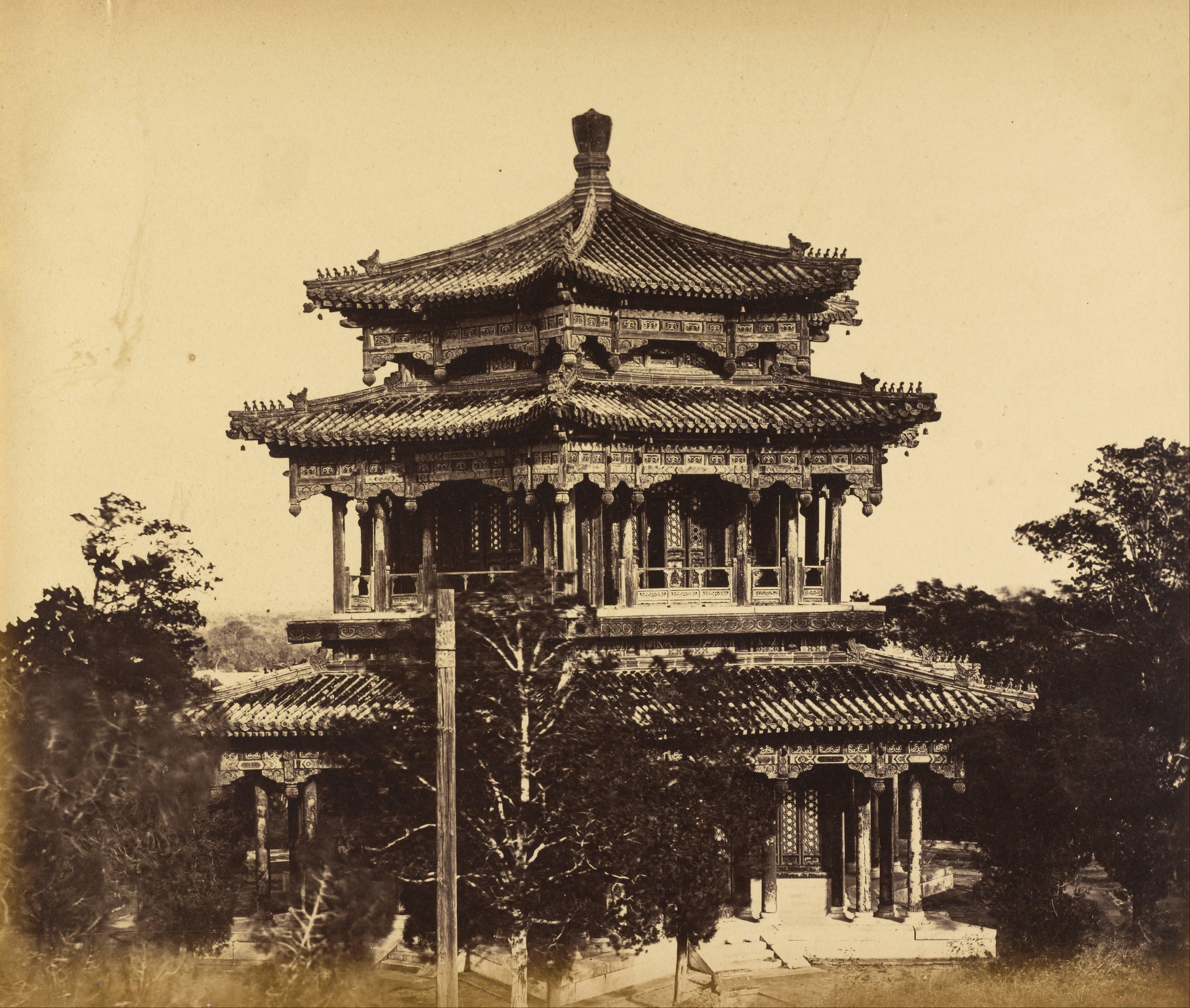 China City Near Japan