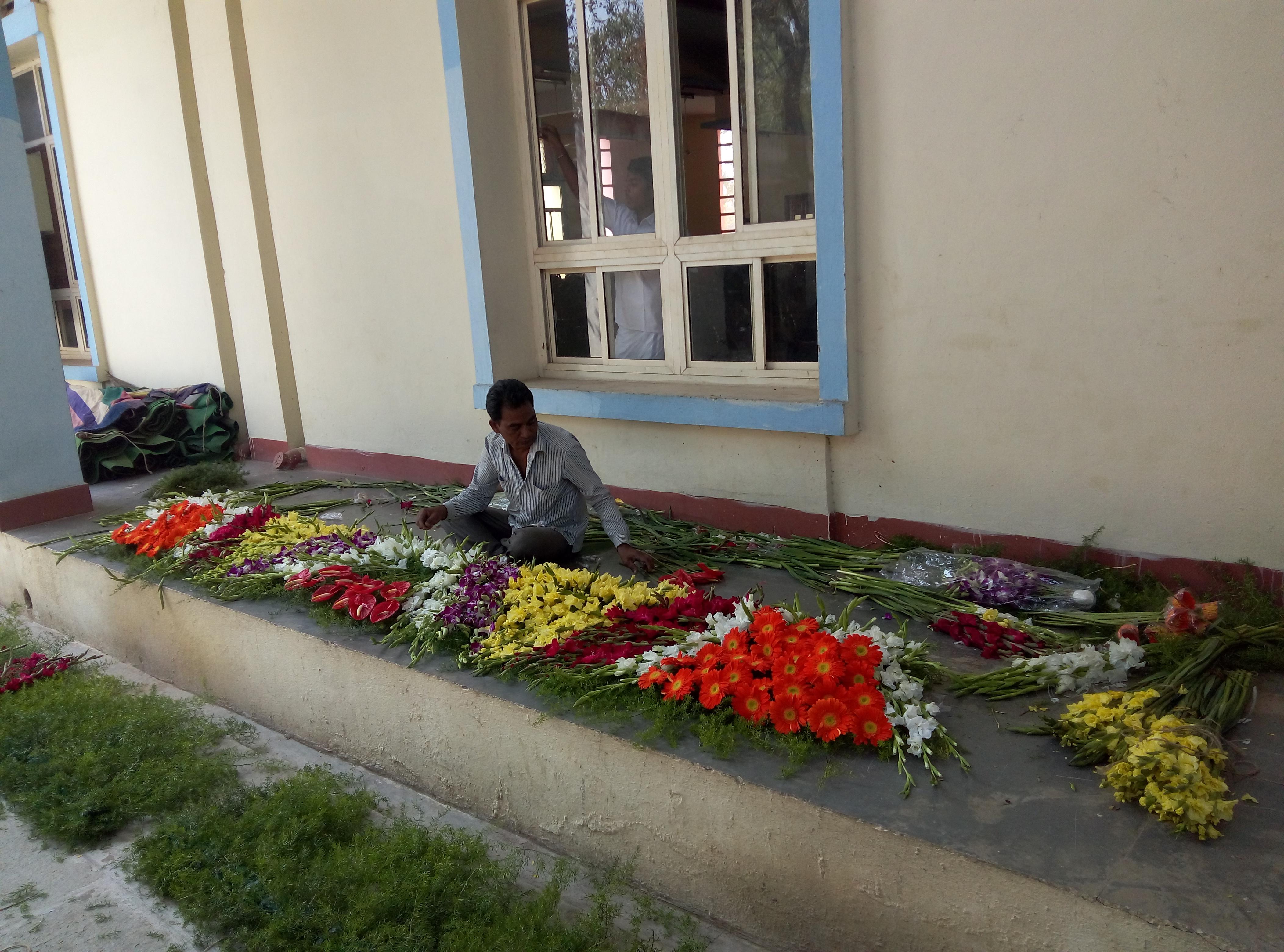 FileFlower Decoration For Indian Wedding