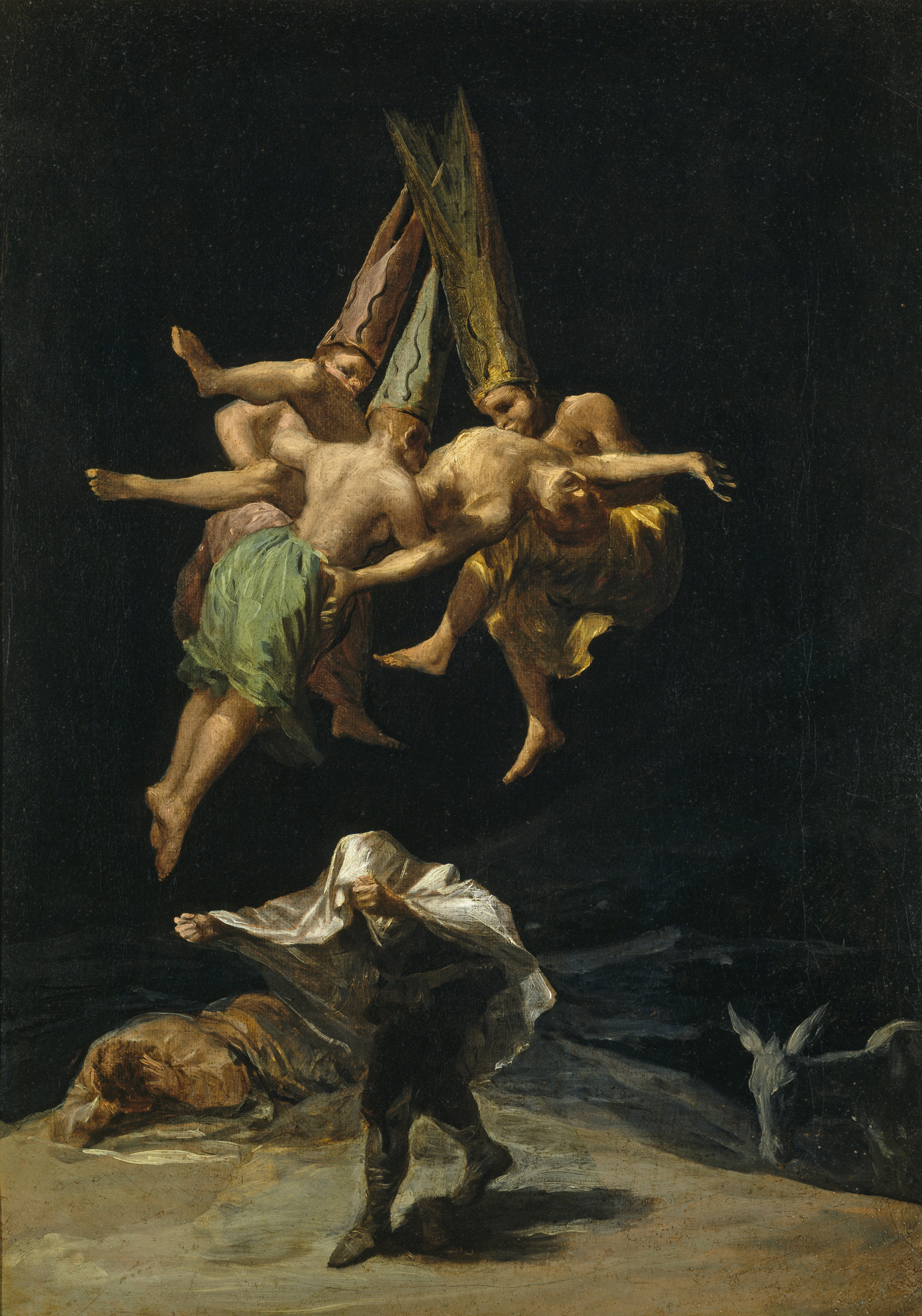 Sorcellerie Chez Goya Wikipedia