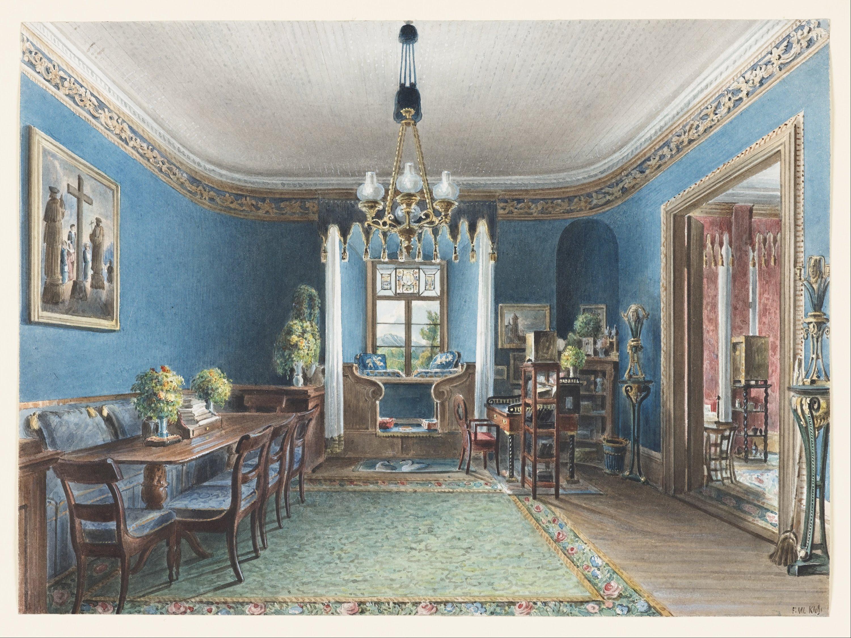 Blue Room Eugene