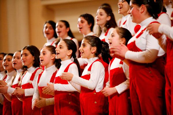 armenian singers in america
