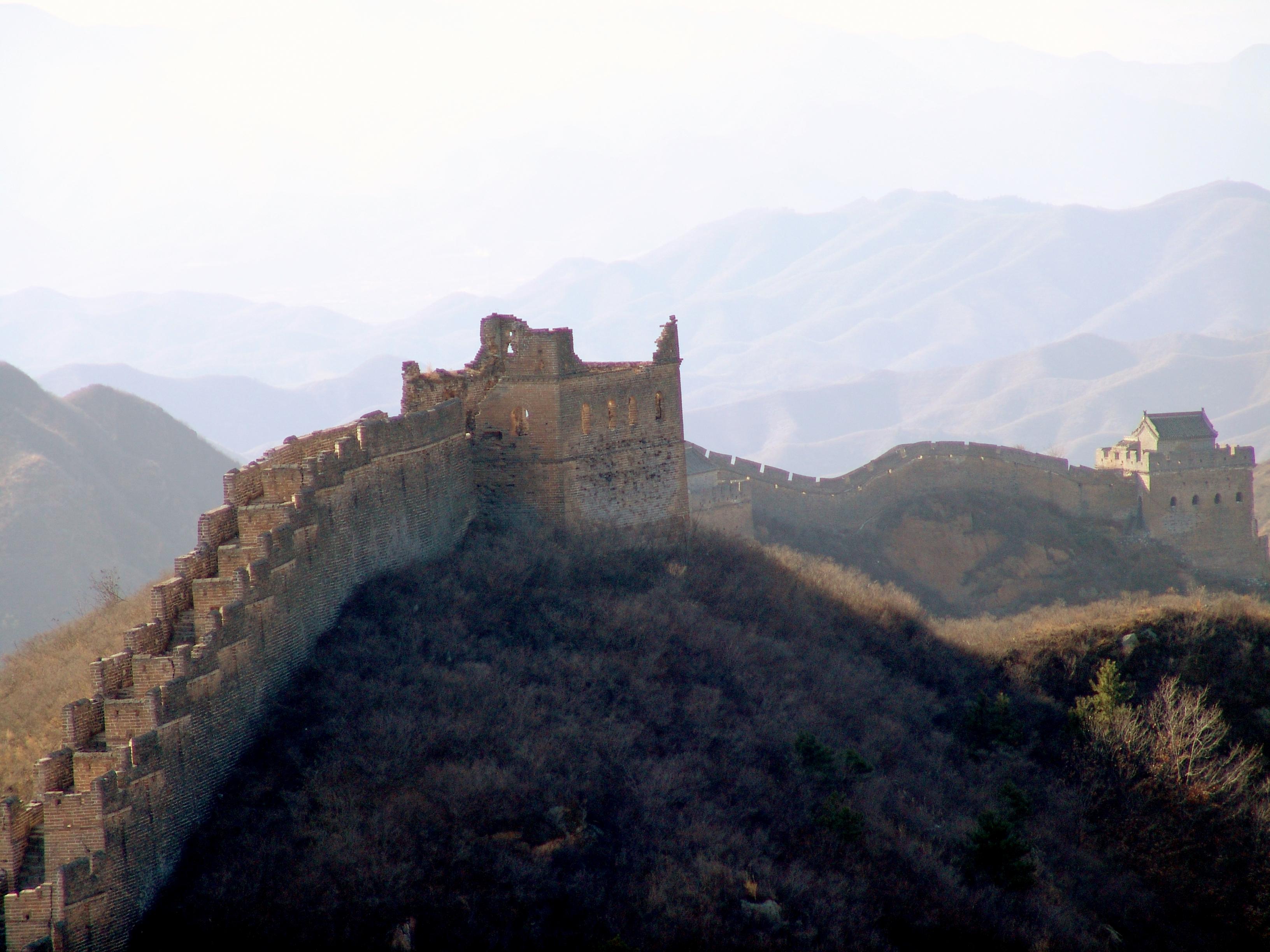 Great Wall Of China Simple English Wikipedia The Free Encyclopedia