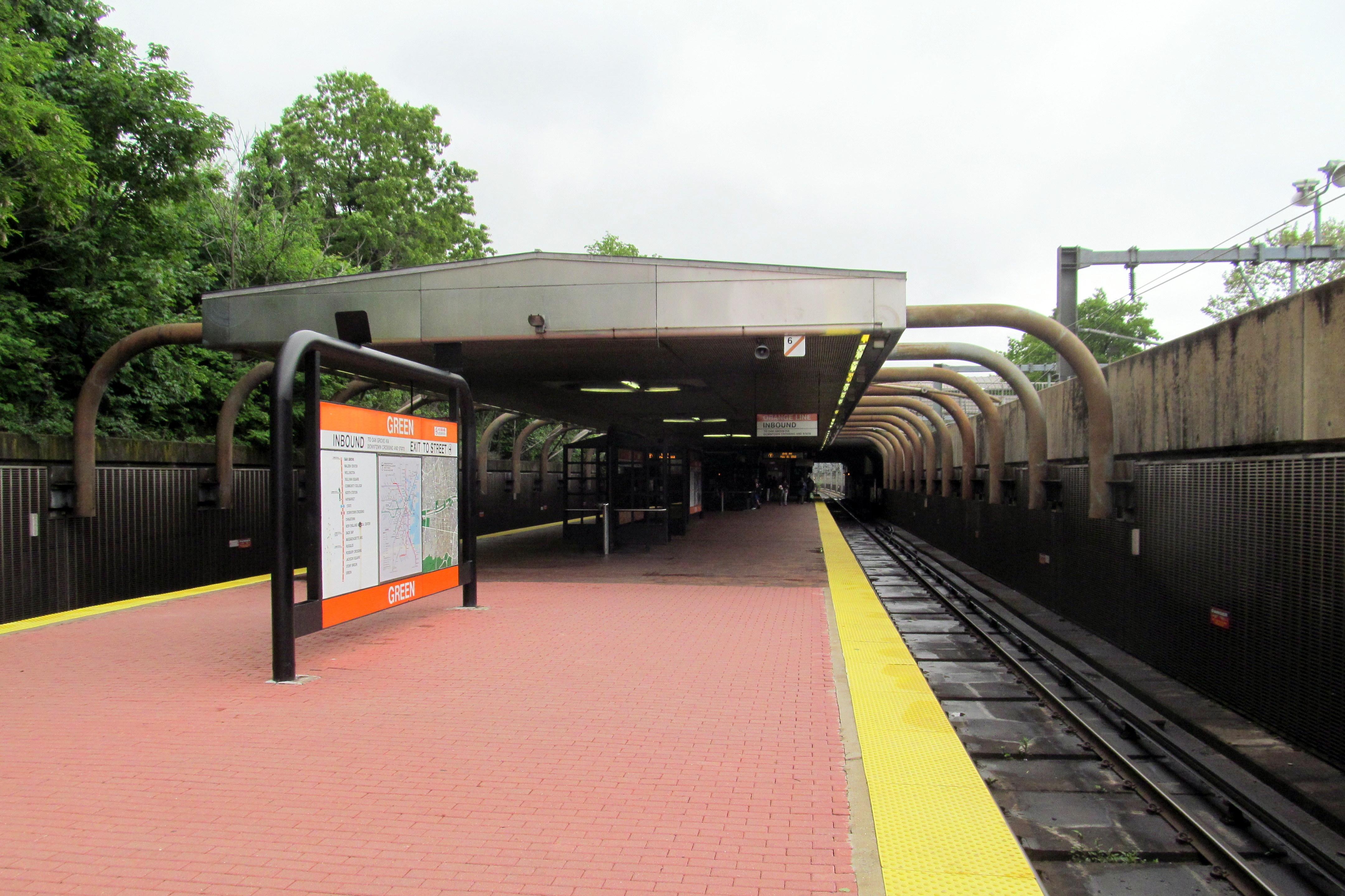 Green Street station - Wikipedia