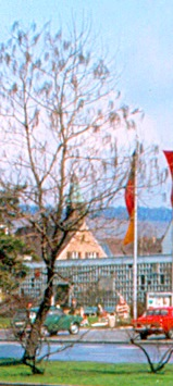 Architekt Heilbronn file heilbronn pauluskirche 1949 1972 entwurf architekt hannes