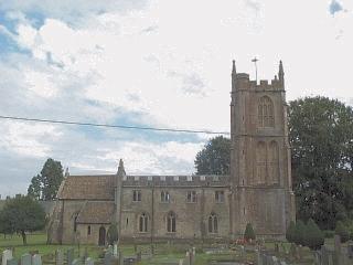 Church of St Mary, Hemington