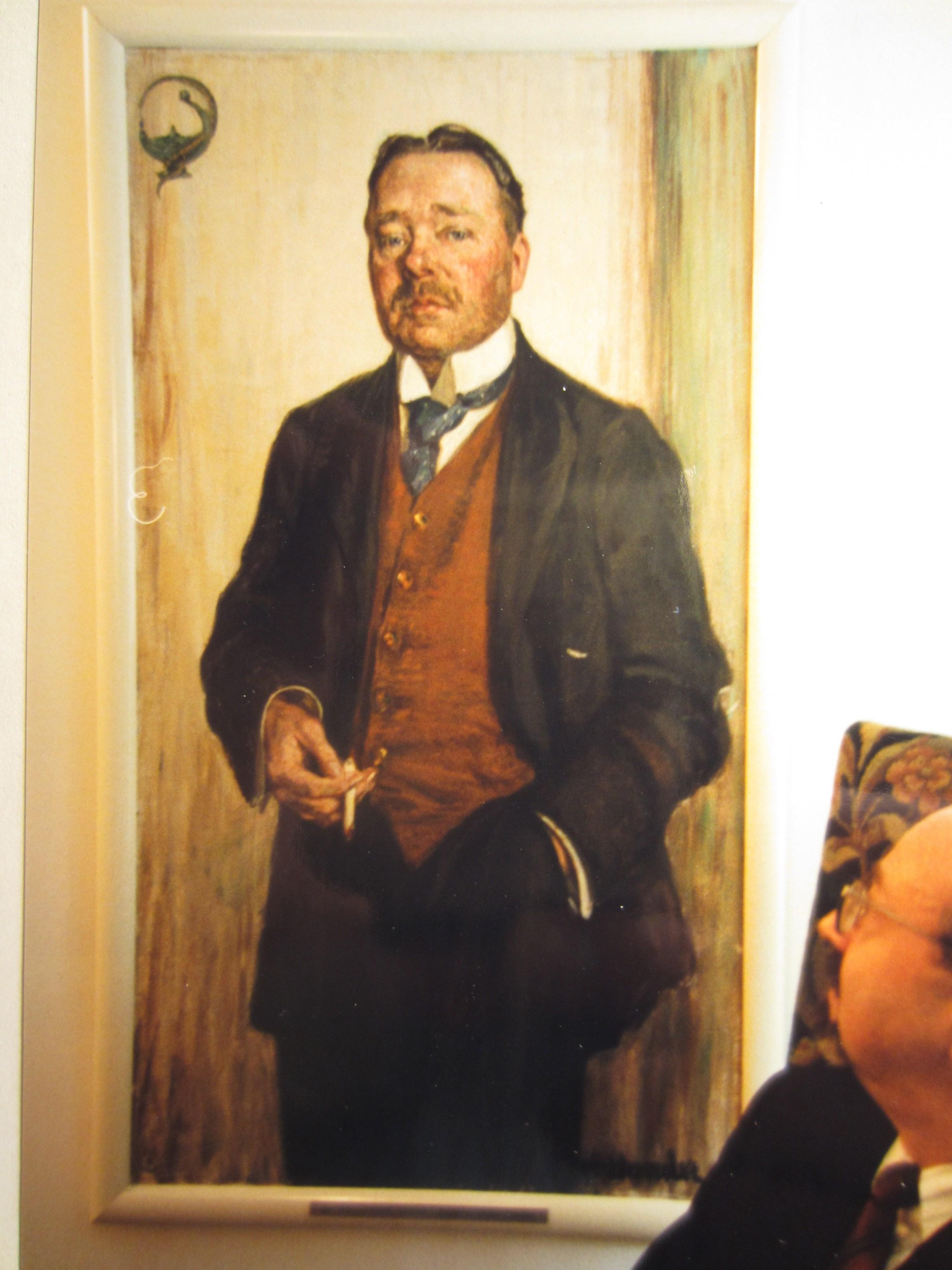 File:Hjalmar Söderberg av Gerda Wallander på Thielska Galleriet.jpg