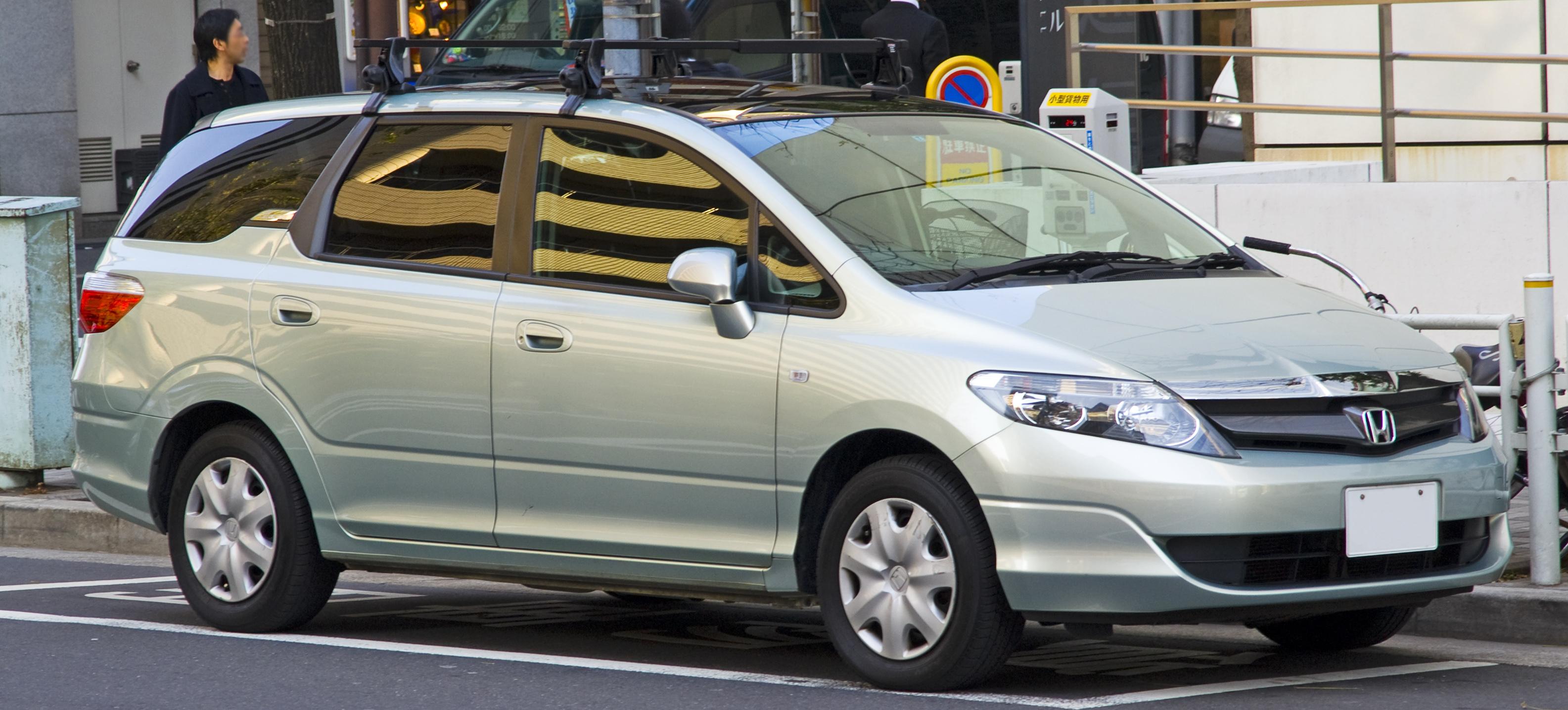 papier peint Honda, Airwave, Japon, Tokio, voiture, Ukraina Desktop  le nombre