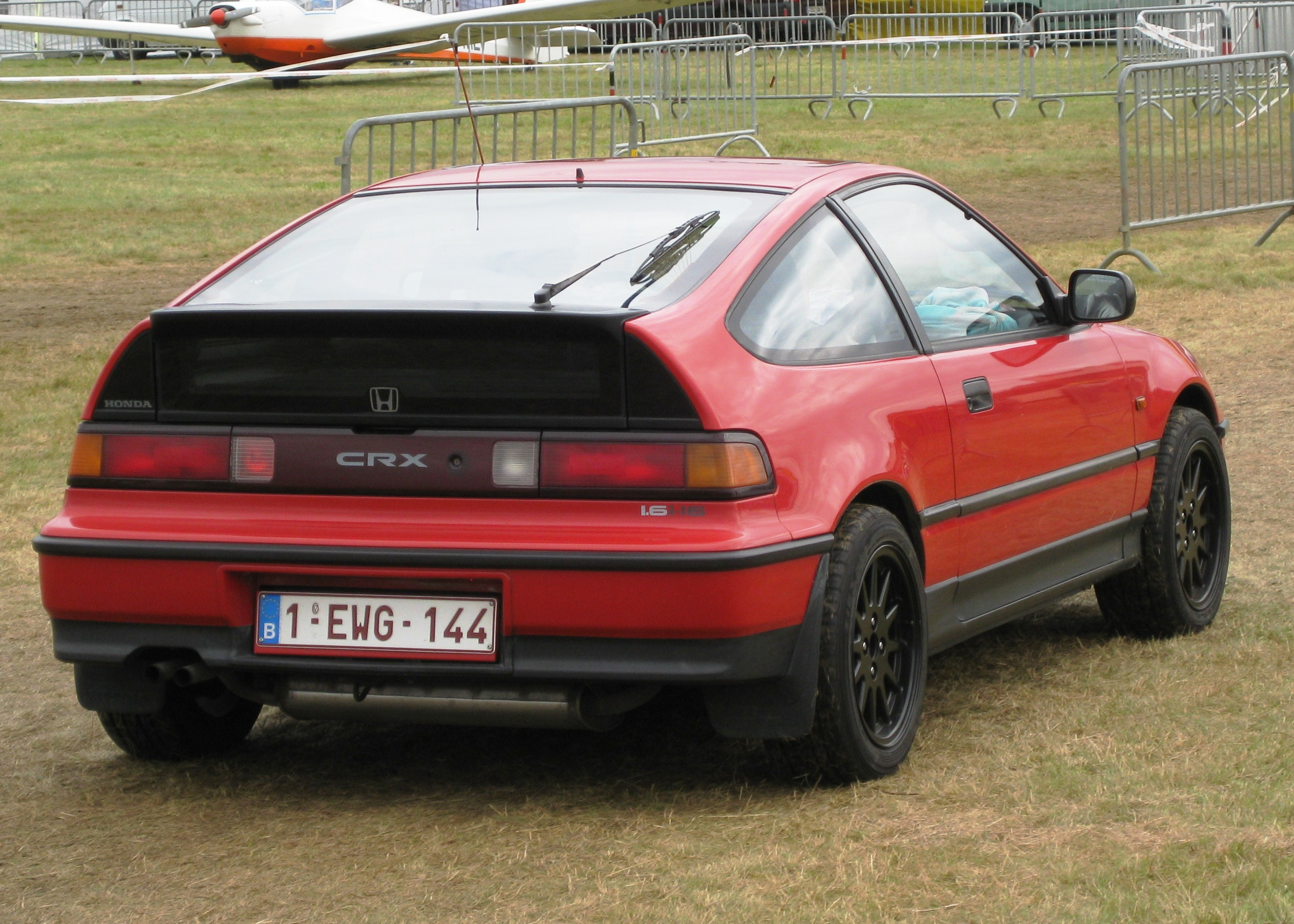 file honda crx 1 6i 16 leaving schaffen diest jpg   wikimedia commons