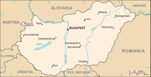 Hungary-CIA WFB Map (2004).png